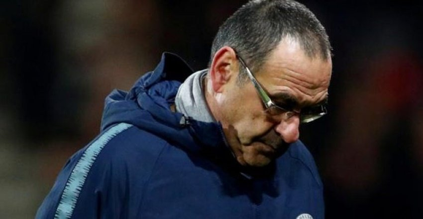 Breaking: Maurizio Sarri to be sacked during international break!
