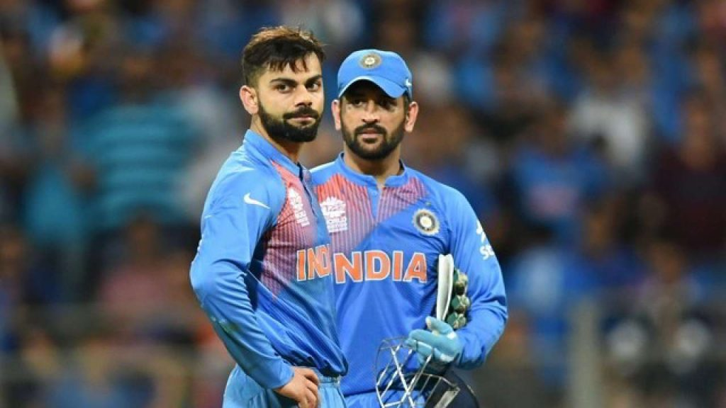 Anil Kumble highlights the importance of MS Dhoni in the playing XI for Virat Kohli and Team India
