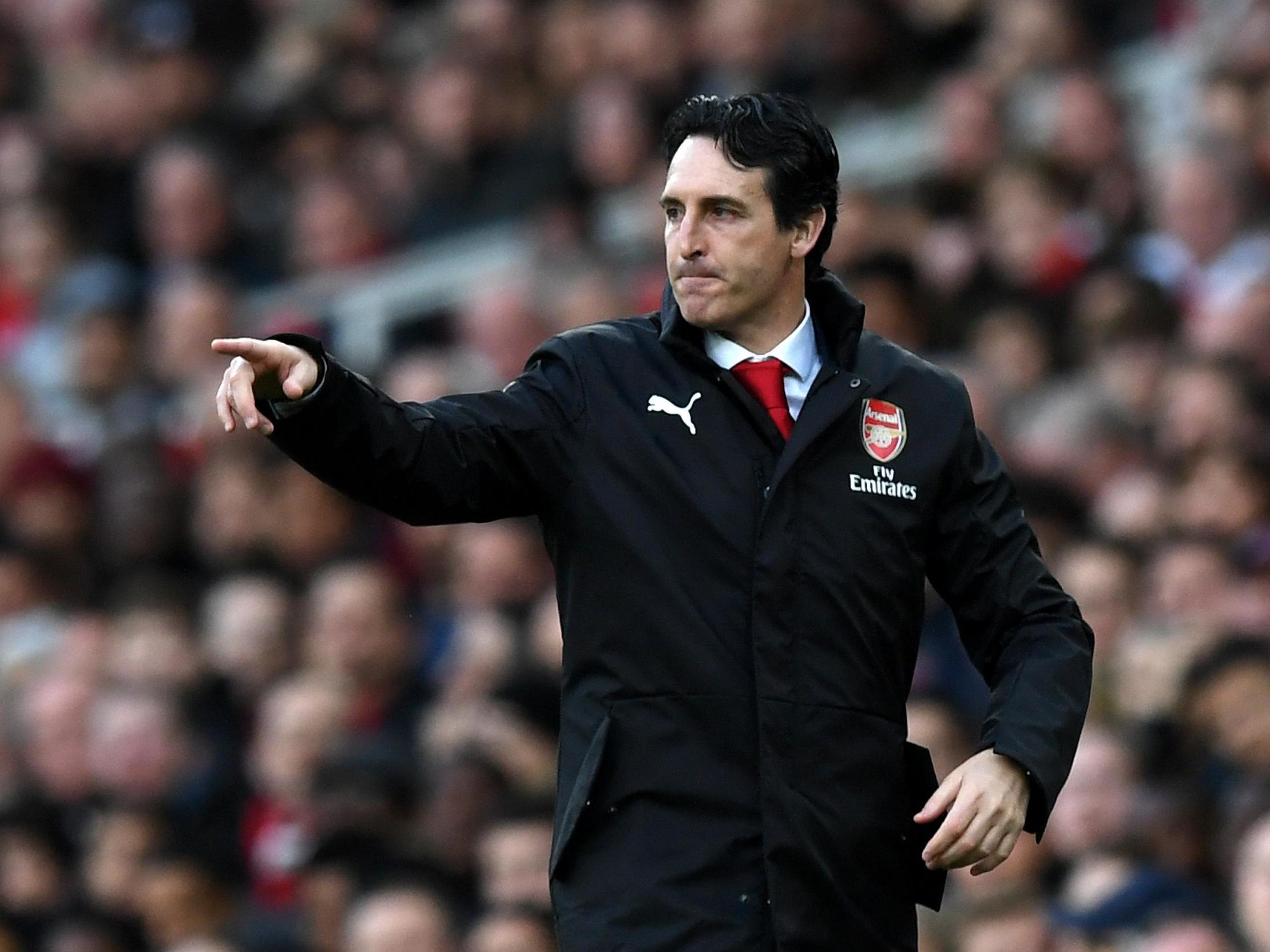 Unai Emery speaks on removing Aubameyang from Arsenal penalty takers