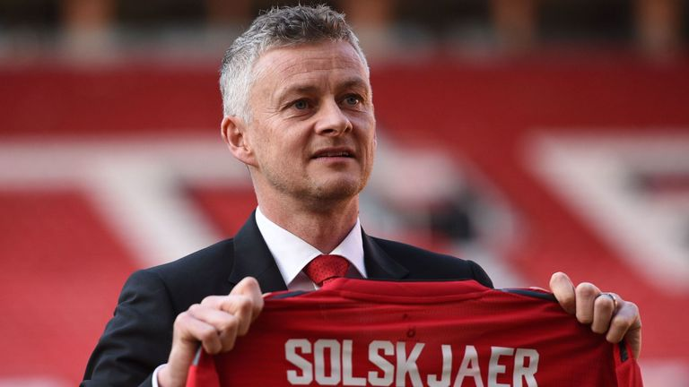 Manchester United sealed the permanent appointment for the Norwegian manager