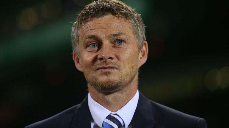 Ole Gunnar Solskjaer-football manager