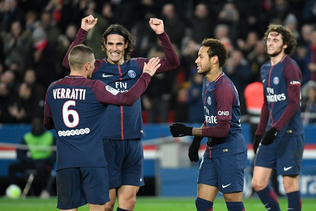 PSG star held hostage by the club-the12thman