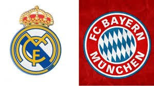 Real Madrid and Bayern Munich-the12thman