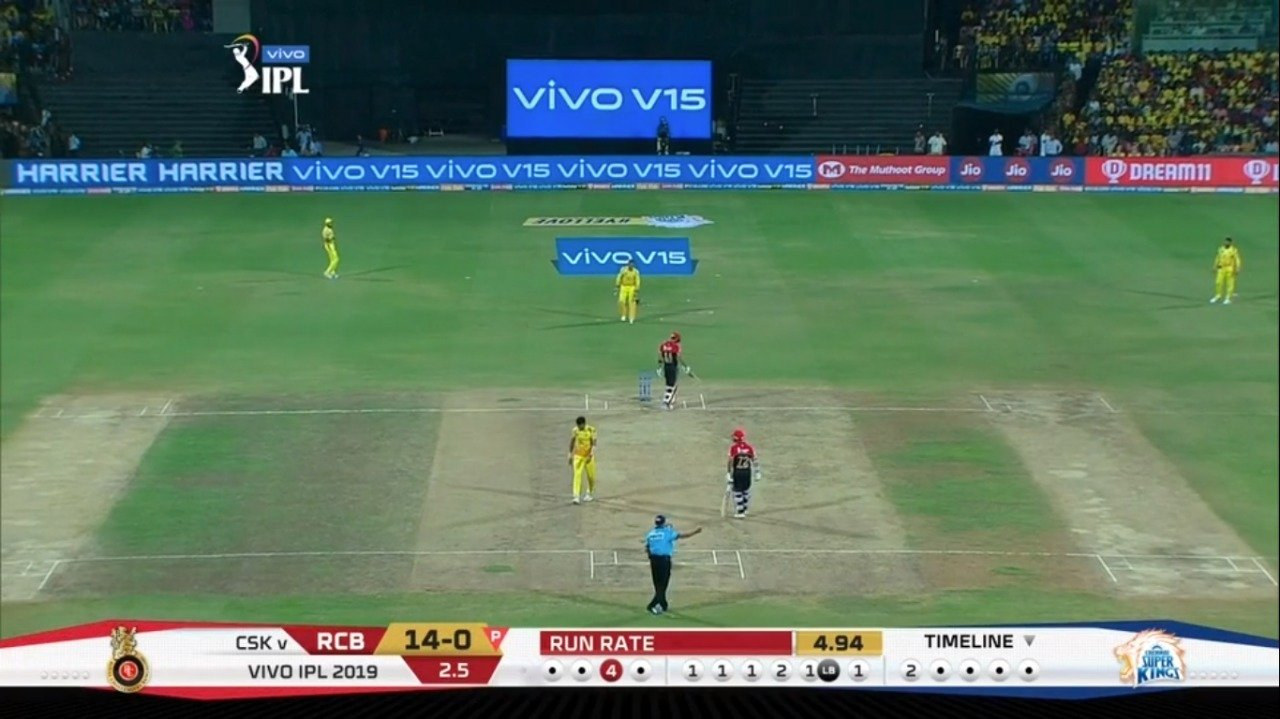 Deepak chahar bowls the worst ball of the century IPL
