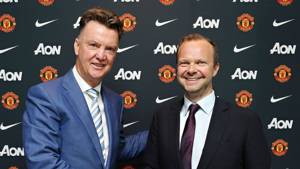 Van Gaal shed light on his Manchester United