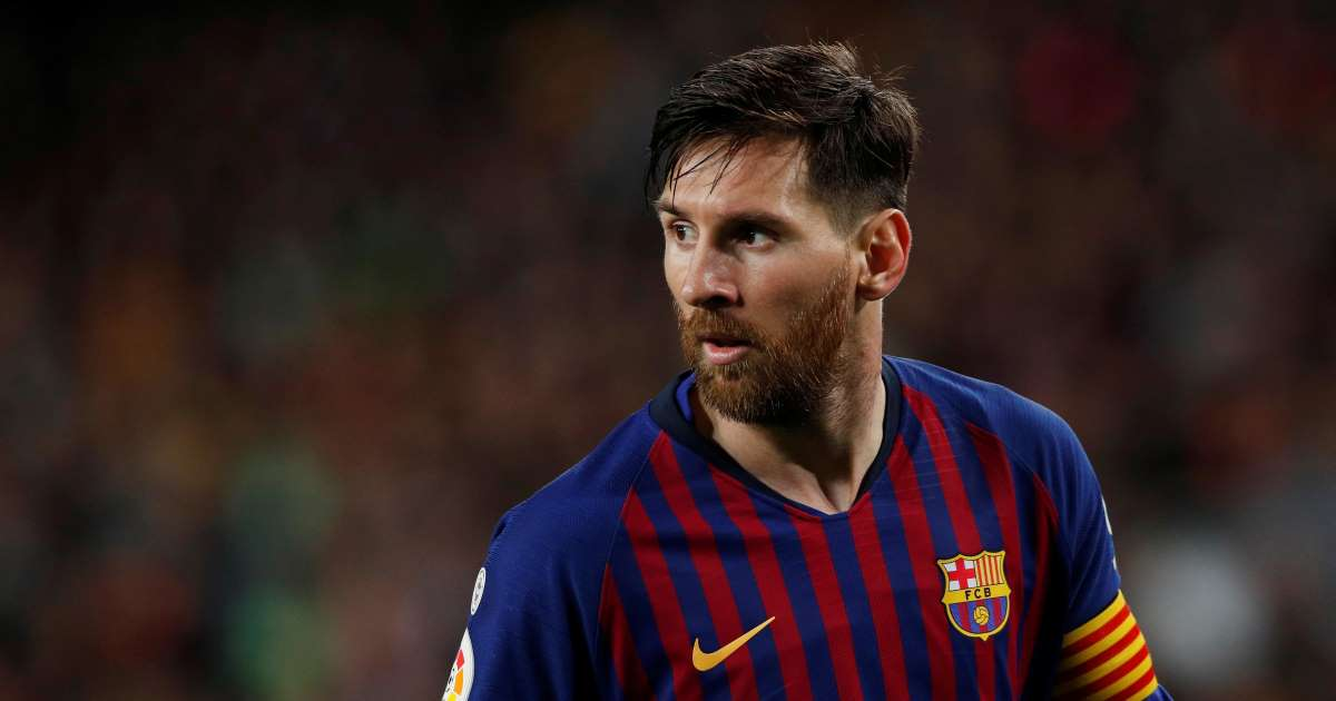Betis VS Barcelona: Messi moves closer to Ronaldo's Laliga Record