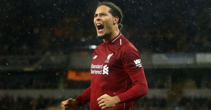 Van Dijk voted for Sterling to win PFA Player of the Year