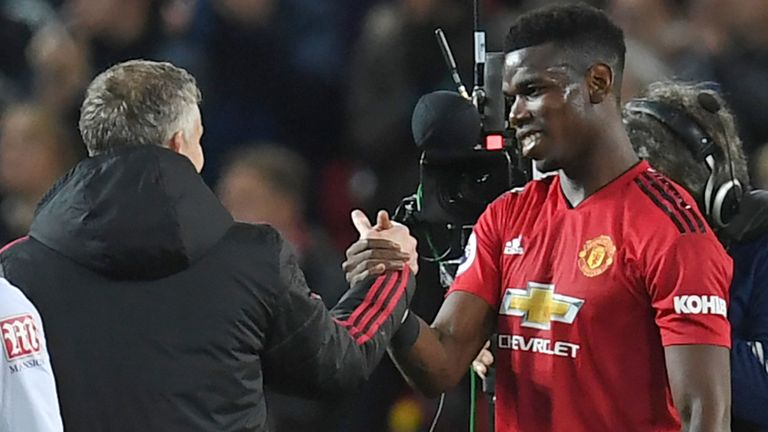 Mino Raiola 'told by Manchester United chiefs' the price Real Madrid will have to pay to lure sign Paul Pogba!