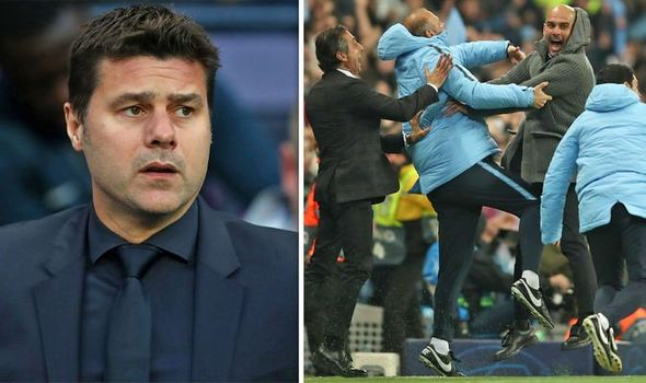 Mauricio Pochettino reveals what Pep Guardiola said after the VAR call!