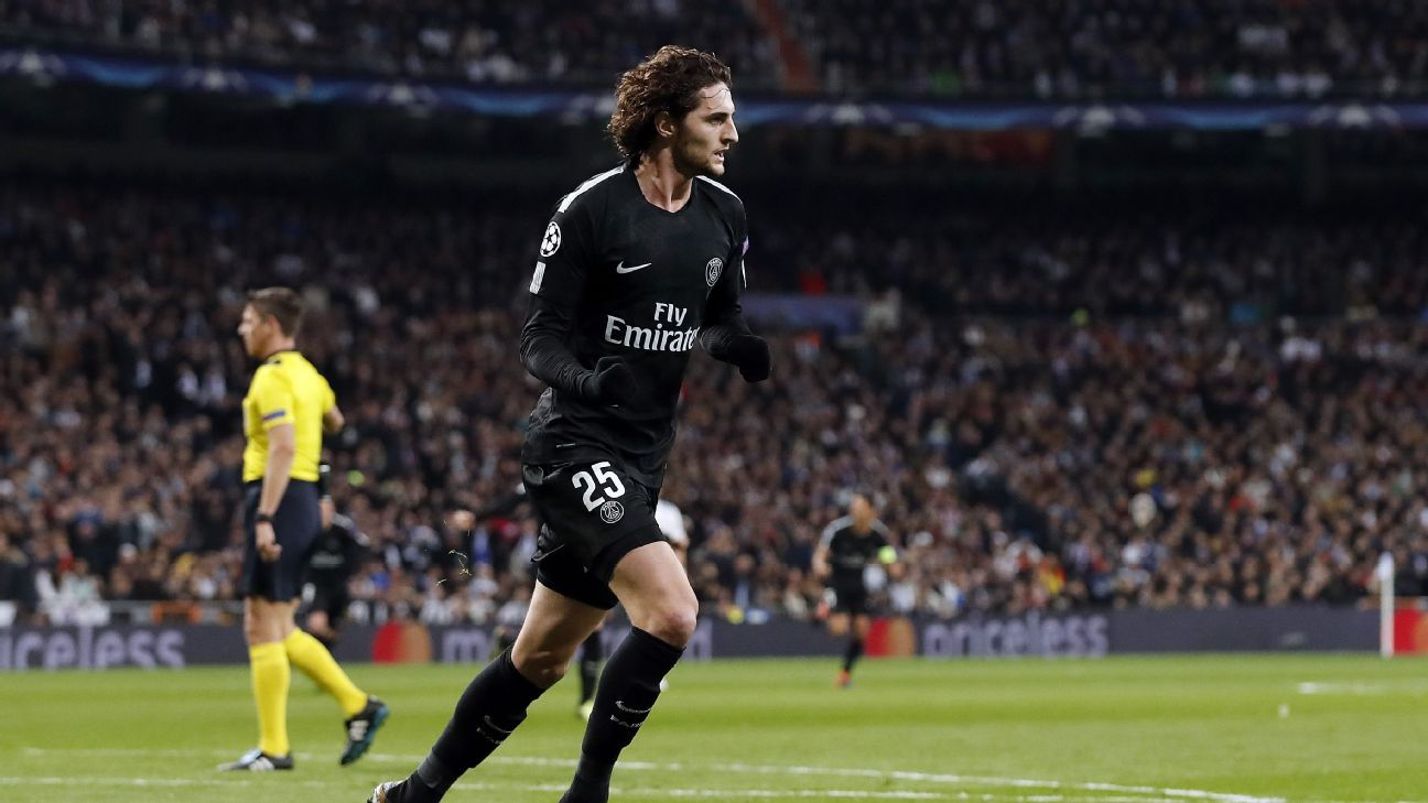 Adrien Rabiot decides which club he will join next season-the12thman