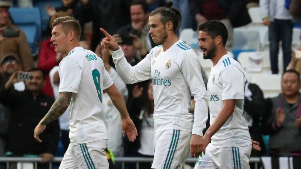 Paris Saint-Germain want to spend 210 million on Isco, Bale & Kroos