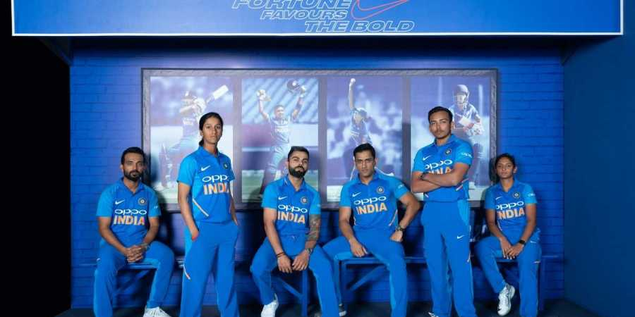 World Cup 2019: Orange secondary colour for Men in Blue