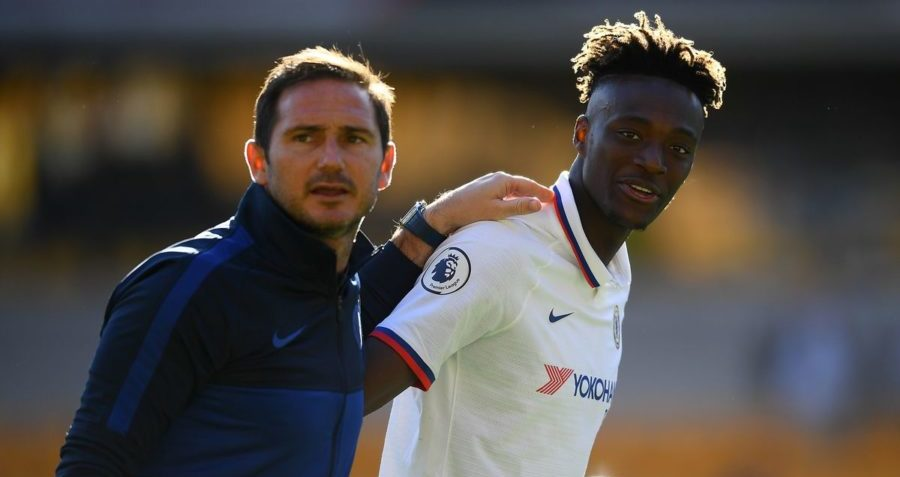 Chelsea striker Tammy Abraham: I'm having great season