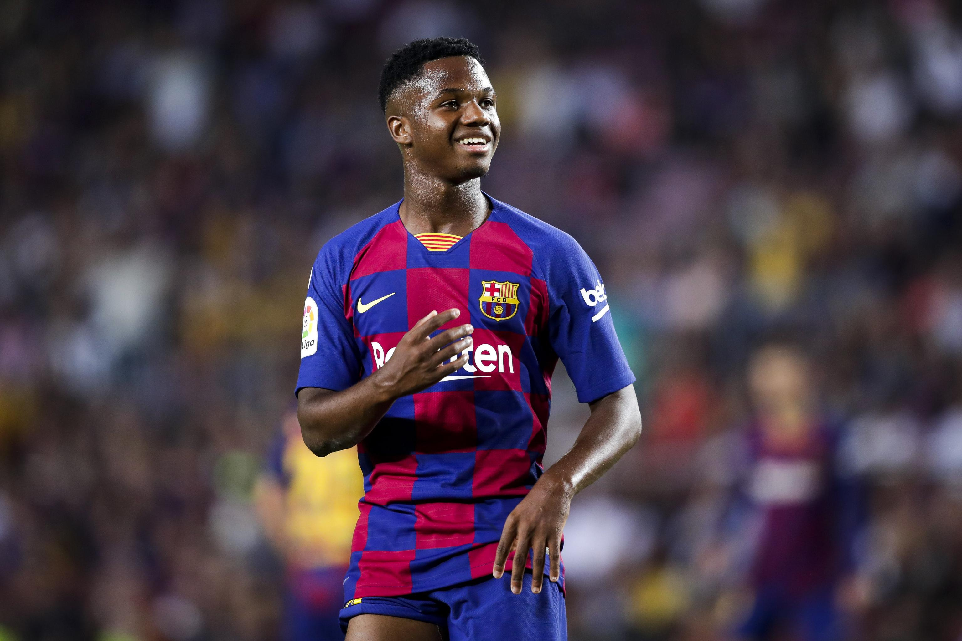 Ernesto Valverde: Barcelona Need To Protect Ansu Fati From Hype
