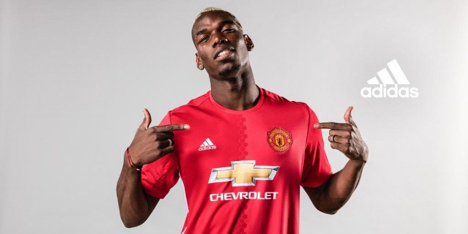 promo code bad76 d98fc Sponsorship deal that could cost Manchester United a fortune ...