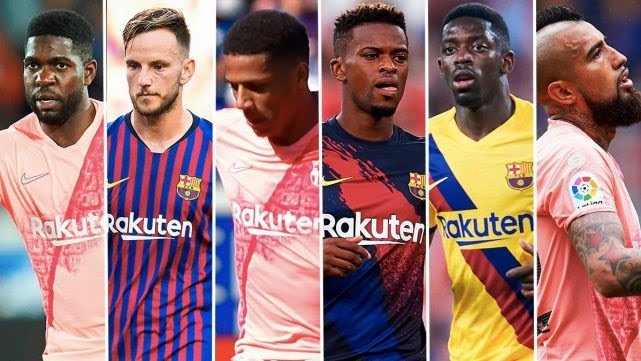 Barcelona are open to offers for their player in the upcoming January transfer window.
