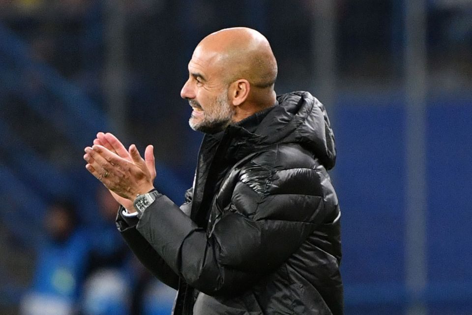 An aggressive solution for Pep Guardiola to City's defensive problems.
