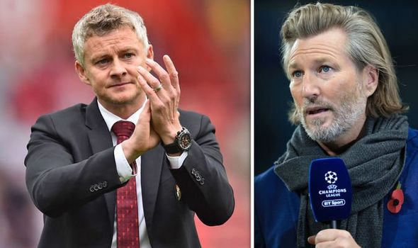 Robbie Savage Wants This Man To Replace Ole Gunnar Solskjaer