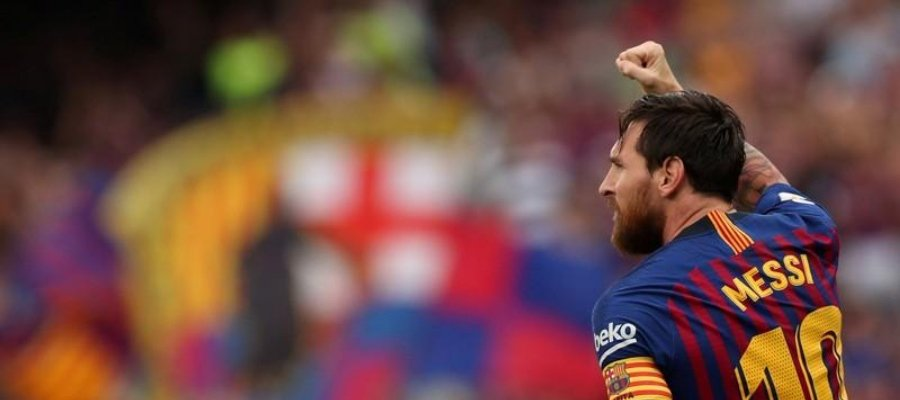 Lionel Messi reveals his issue with Barcelona & why he was leaving