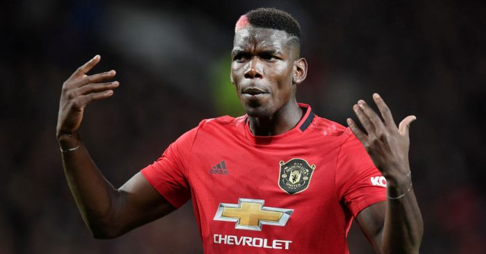 Transfer: Real Madrid send message to Pogba over Man Utd exit