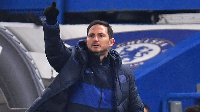 EPL: Lampard makes first signing as Chelsea manager