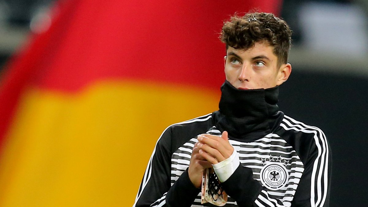 havertz is linked to a love to Liverpool in summer