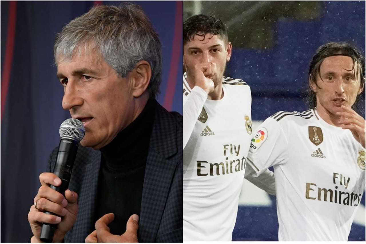 Quique Setien plans to give a huge shock to Real Madrid