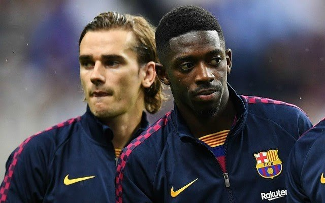 Manchester United still want to sign a Barcelona winger in the January window