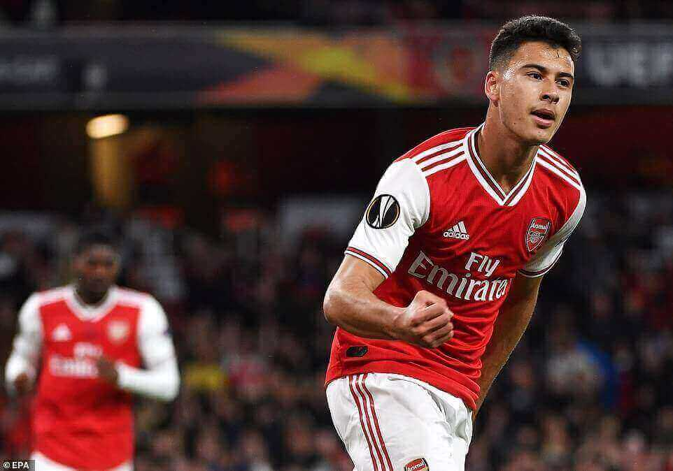 Real Madrid Ready To Offer Arsenal 50m Pounds For Martinelli