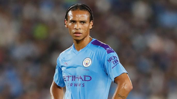 leroy sane is linked to a move to munich