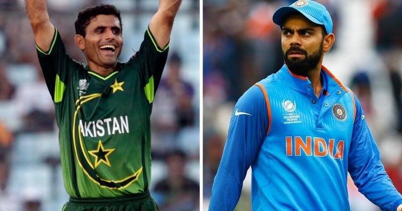 Pakistani allrounder Abdul Razzaq makes a controversial claim on Virat Kohli