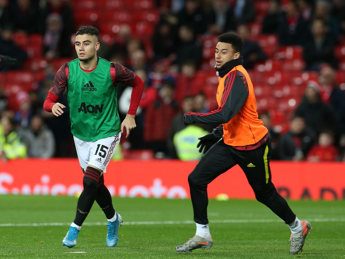 Ole Gunner Solskjaer explains the reason behind dropping Jesse Lingard and Andreas Pereira from the squad