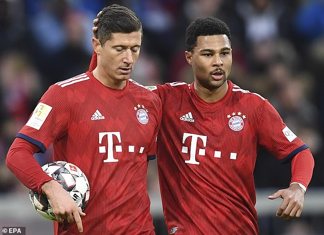 Bayern Munich travels to London for a mouth-watering clash