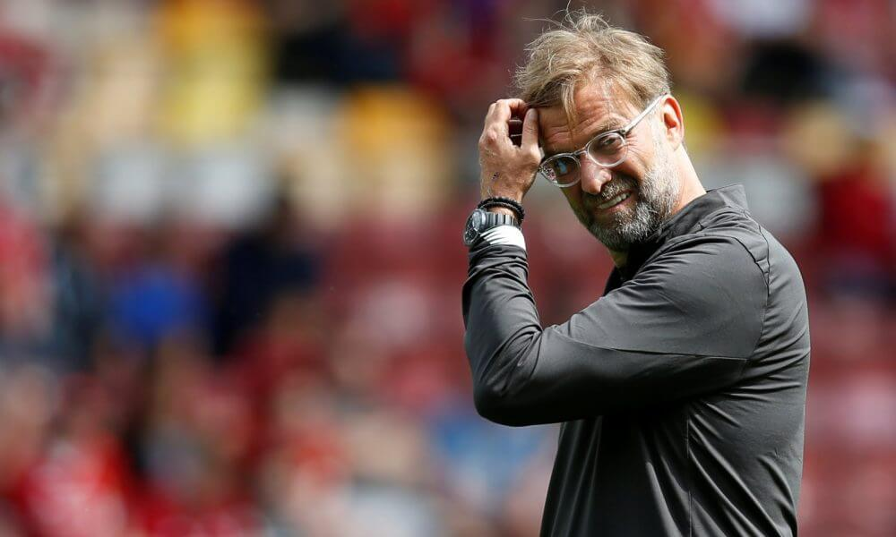 Klopp names three Chelsea stars to worry about in Liverpool's next game.