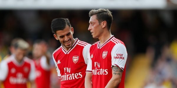 Ozil gives a jest at Roma job offer amid omission from the 25-man squad