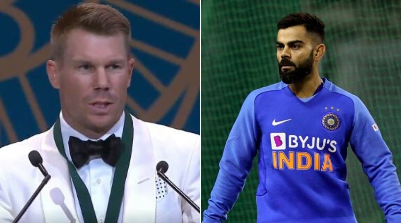 Warner takes step to cricket redemption with top Australia honour