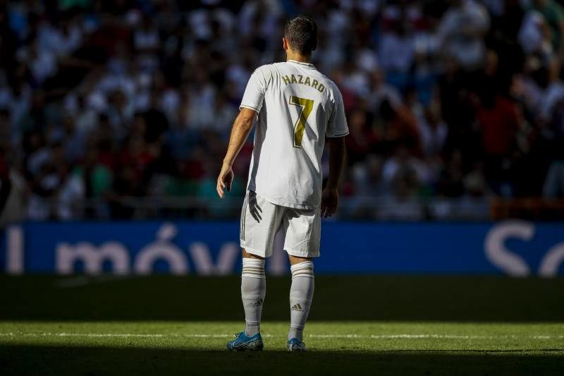 HAZARDOUS results for Real Madrid: Keyman out of UCL Fixture.