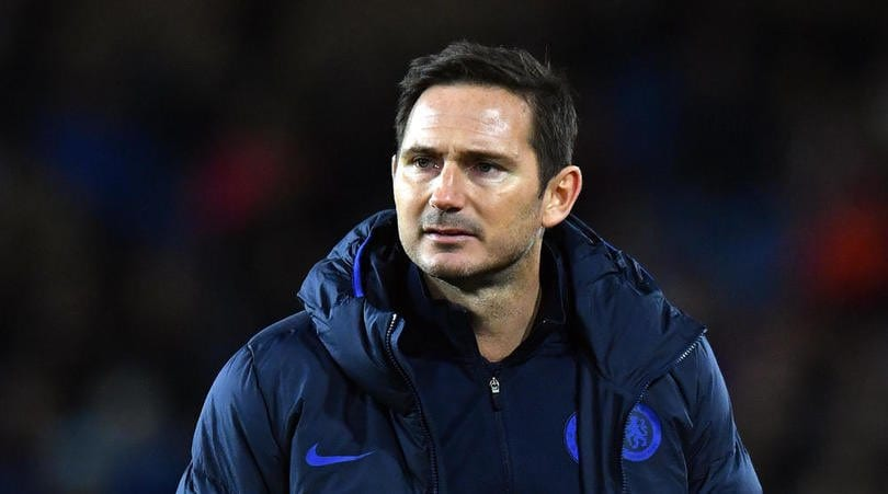 Lampard is putting together a great attacking row for Chelsea.