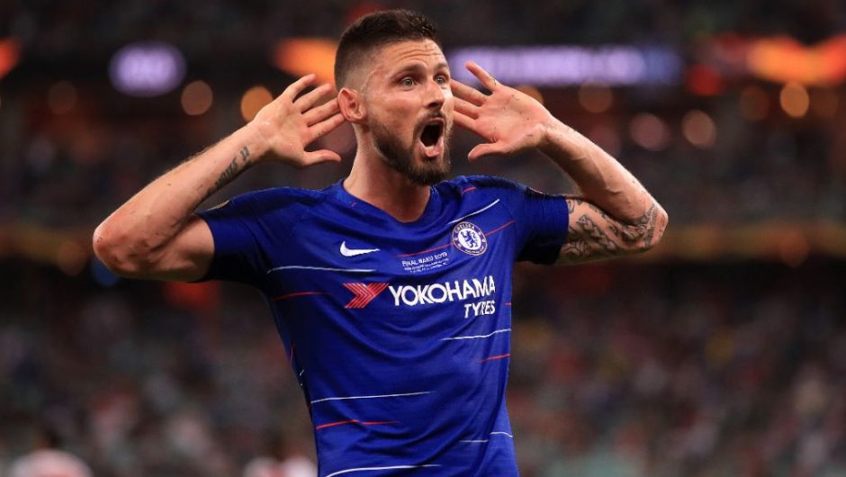 René Girard wants more respect for Oliver Giroud  at Chelsea