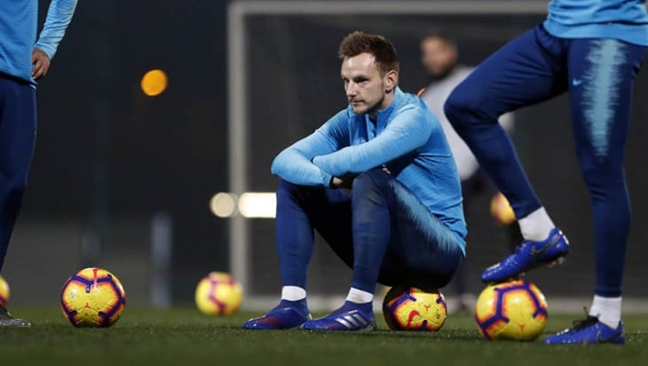 Atletico begin talks with Rakitic who preparing for Barcelona exit (SER)
