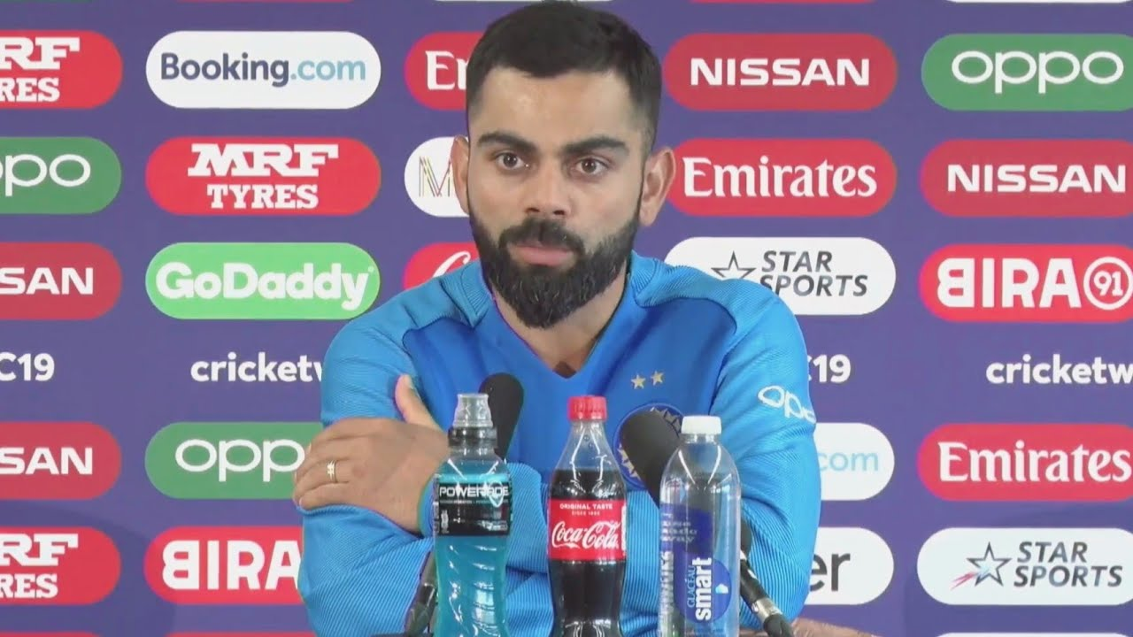 Virat Kohli confirms the new openers of the team and reveals the XI