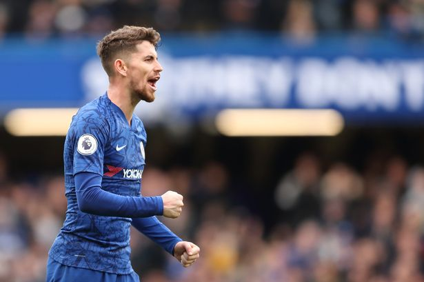 Jorginho plays a supportive role to everyone in the club