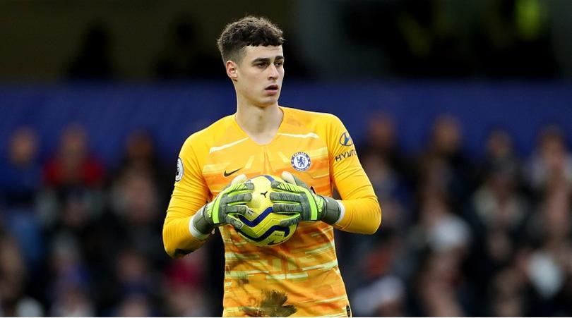 Support for Kepa from the top