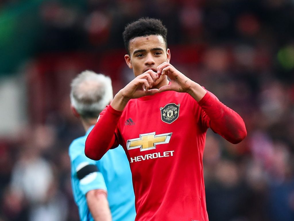 The crucial stage for Manchester United and Mason Greenwood
