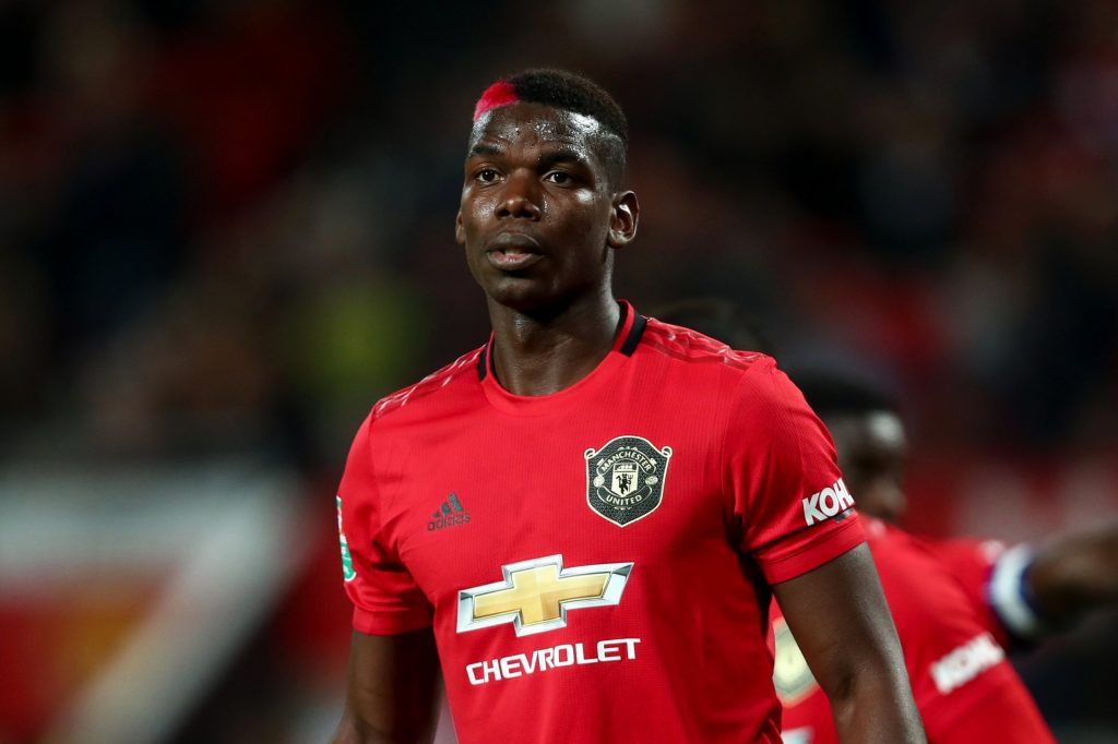 Pogba on the way out?