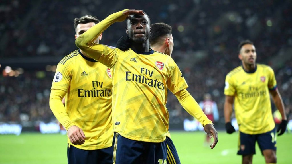 Nicolas Pepe may play a vital role in Arsenal this term.