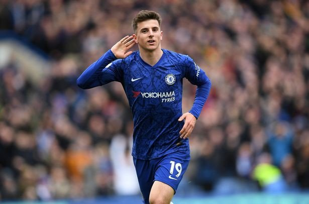 Chelsea top five contenders for player of the season