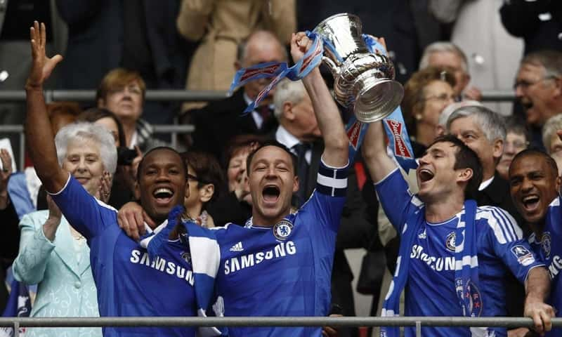 John Terry became a legendary figure Chelsea. But he got couple opportunites to head elsewhere.