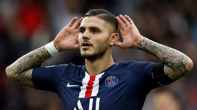 Icardi would be a suitable replacement for Aubameyang.