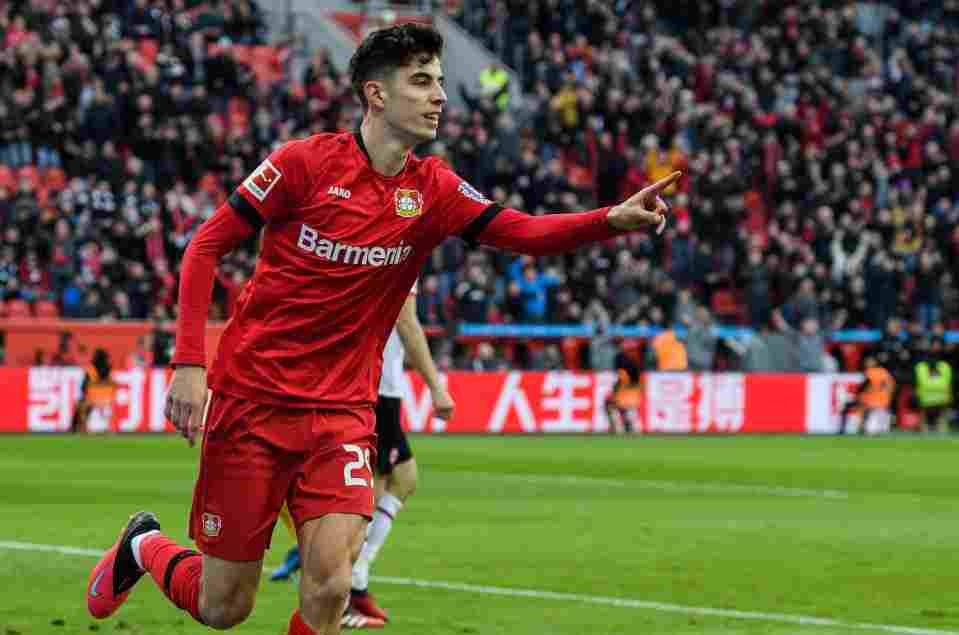 Havertz a perfect fit for Chelsea but there is one problem